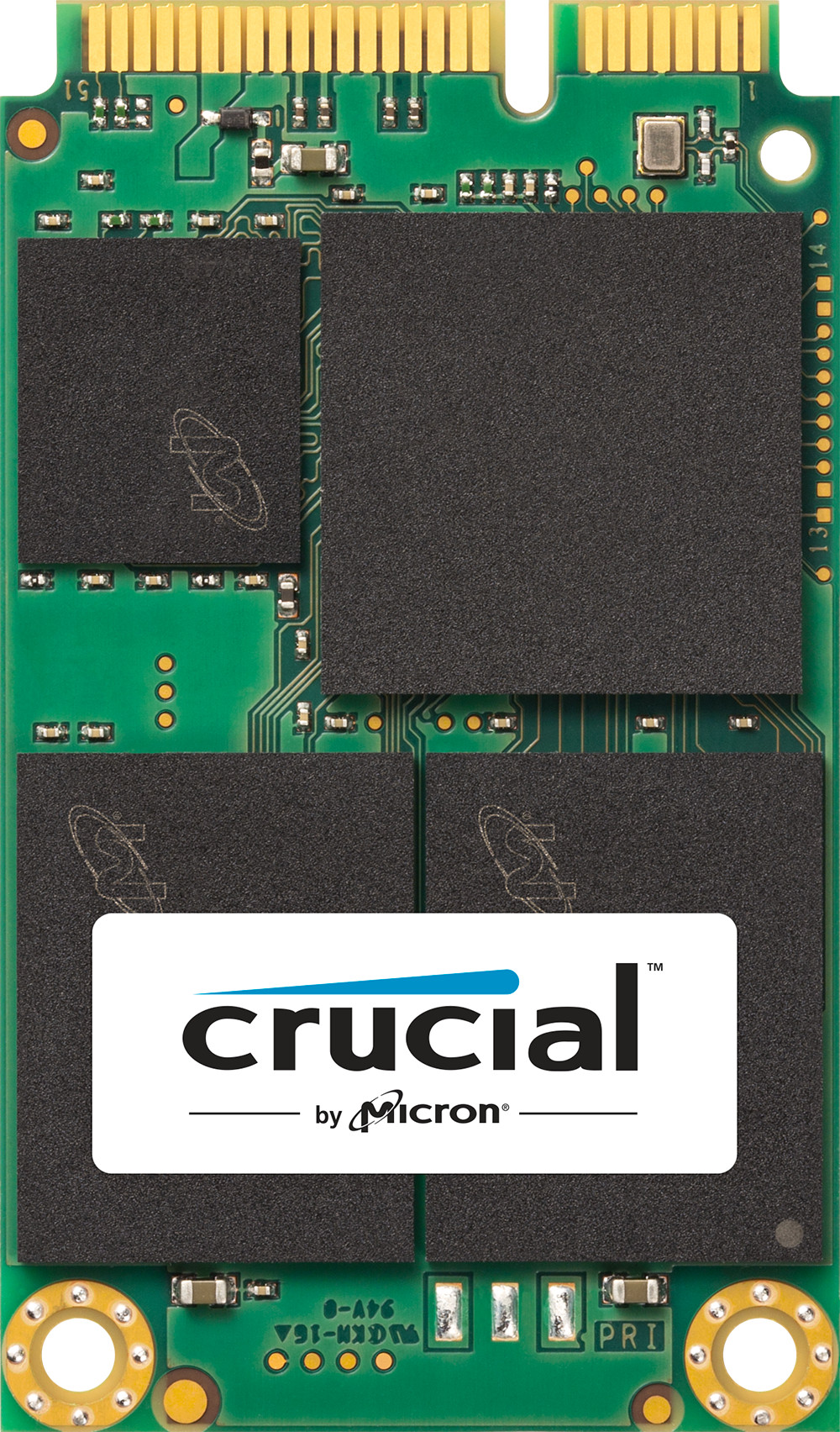 Crucial presenta nuevos discos SSD: MX200 de alto