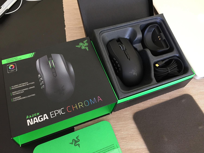 Anlisis Razer Naga Epic Chroma Geektopia Gaming Mouse Kode Mosx 14 La Serie De Perifricos Presentados El Pasado Mes Agosto Tienen Su Razn Ser En Que Podremos Configurar Los Ledes Iluminacin Del Ratn A