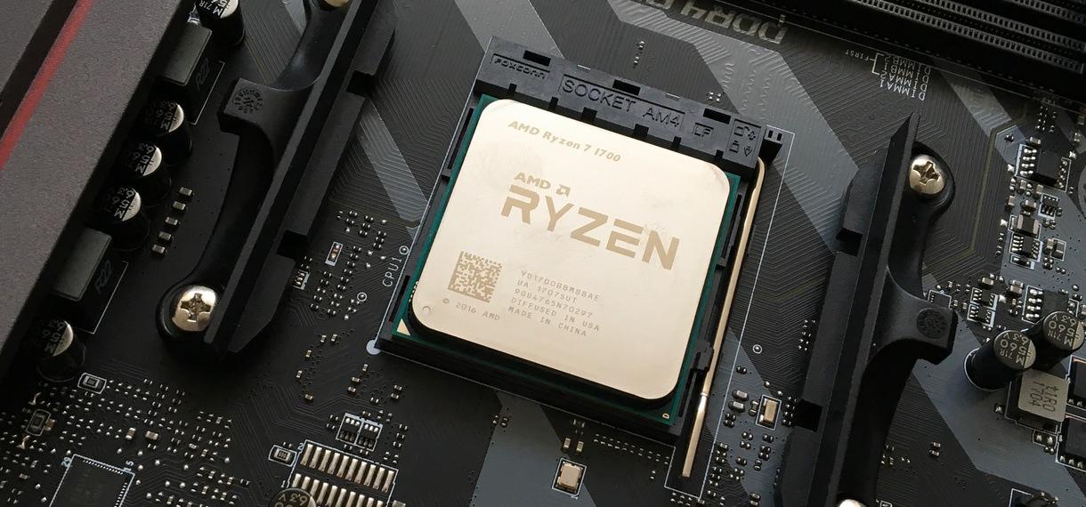 Linux 4.10 ya es compatible con el multihilo de los Ryzen