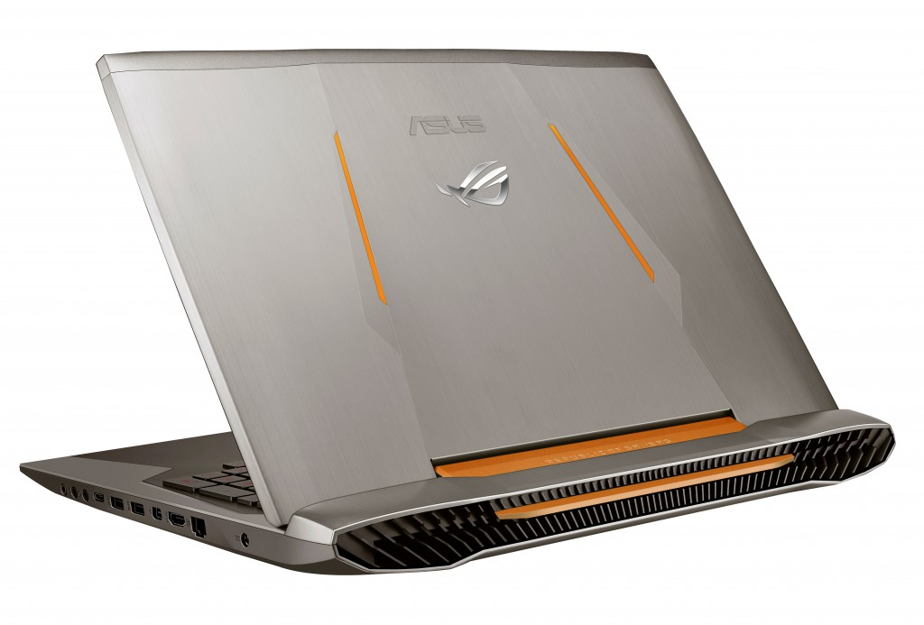 ASUS ROG G752VY Driver Windows XP