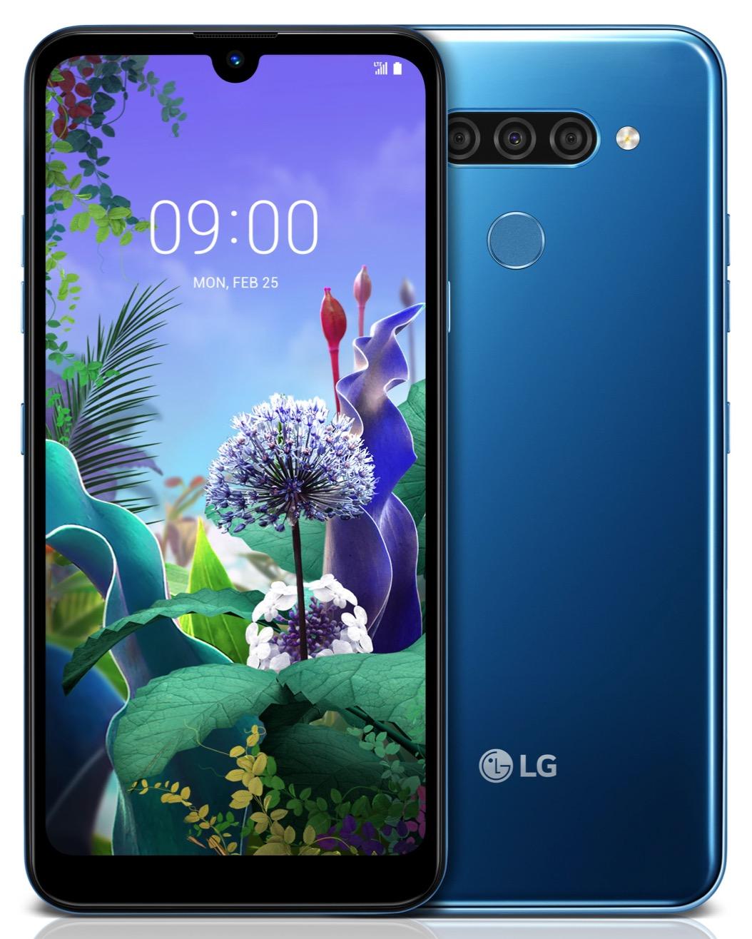 LG Q60: características, especificaciones y precios | Geektopia