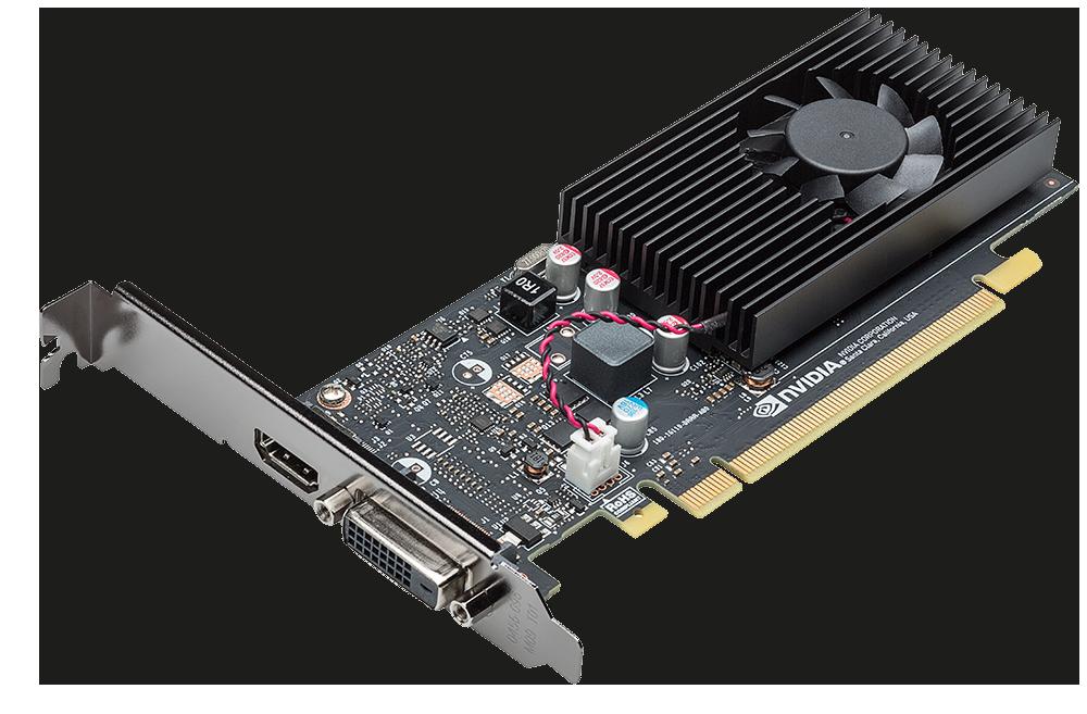 Nvidia GeForce GT 1030: características, especificaciones y precios