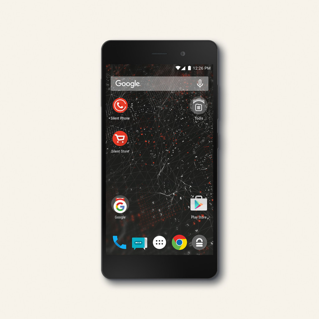 Silent Circle Blackphone 2: características ...