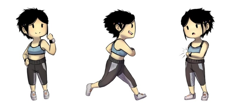 ¿Cómo funcionan las pulseras de actividad física y los relojes de entrenamiento?