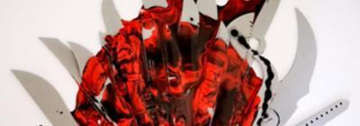 Modelos de cuchillos de entrenamiento para imprimir en 3D