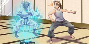 Posibilidades de la educación a distancia para artes marciales y deportes de combate
