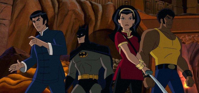 'Batman: Soul of the Dragon'. Las artes marciales tendrán un papel clave en la nueva película de Batman