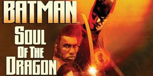 Crítica de 'Batman: Soul of the Dragon'. Una gran película animada de artes marciales