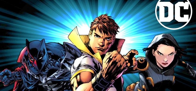 Los mejores artistas marciales de DC