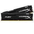 Hyperx Fury 8 GB (2x 4 GB), DDR4-2666, CL15