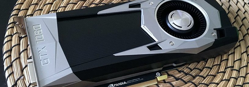Cabecera de GeForce GTX 1060