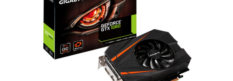 Cabecera de GeForce GTX 1060 Mini ITX OC