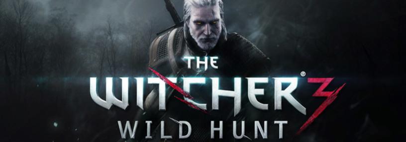 Cabecera de The Witcher 3: Wild Hunt - Edición juego del año