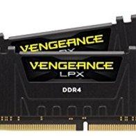 Vengeance LPX 16 GB (2x 8 GB), DDR4-2400, CL14