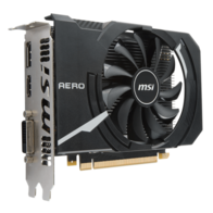 GeForce GTX 1050 Ti Aero ITX 4G