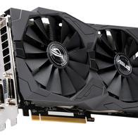 Radeon RX 570 ROG Strix OC 4G
