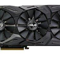 Radeon RX 580 ROG Strix TOP 8G