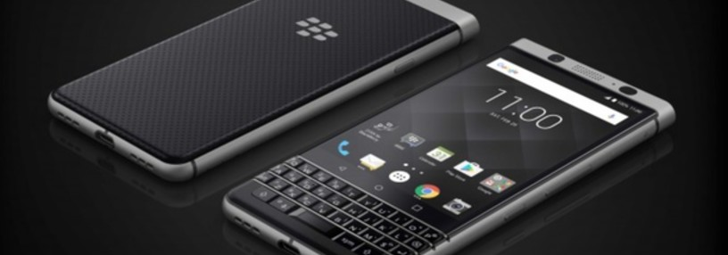 Cabecera de BlackBerry KEYone