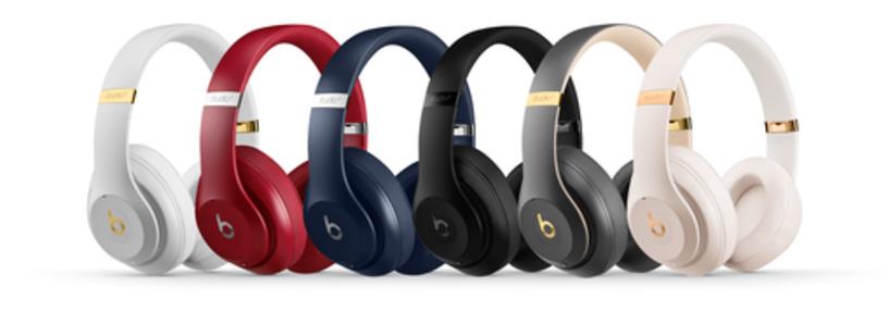 Cabecera de Studio3 Wireless