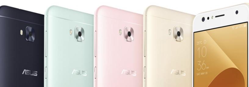 Cabecera de Zenfone 4 Selfie