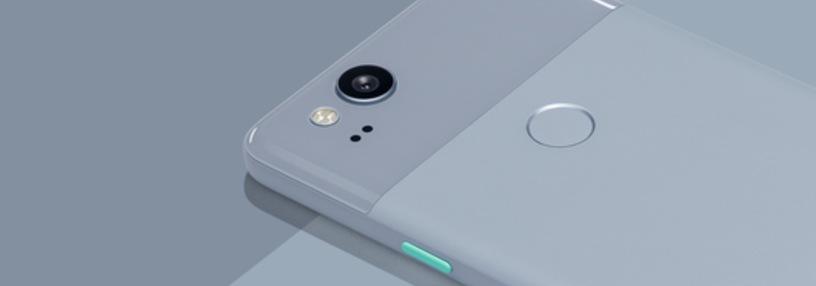 Cabecera de Pixel 2
