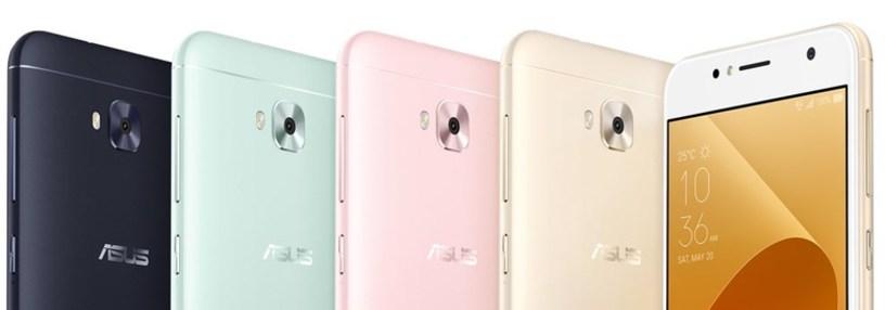 Cabecera de ZenFone 4 Selfie Lite