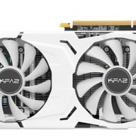 GeForce GTX 1070 Ti EX-SNPR White