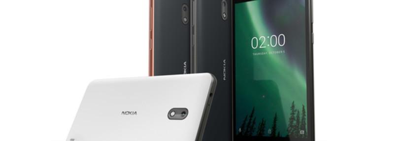 Cabecera de Nokia 2