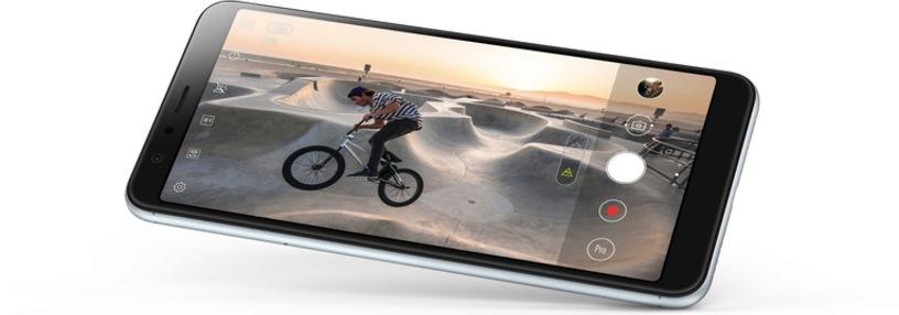 Cabecera de ZenFone Max Plus (M1)