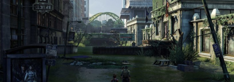 Cabecera de The Last of Us Remastered