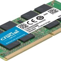 8 GB, DDR4-2400, CL 17, SO-DIMM
