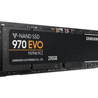 970 EVO, 250 GB