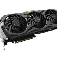 GeForce RTX 2080 Ti Duke 11G OC