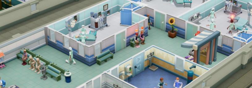 Cabecera de Two Point Hospital