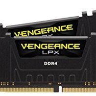 Vengeance LPX, 32 GB (2x 16 GB), DDR4-3000, CL 15