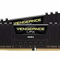 Vengeance LPX 16 GB (2x 8 GB), DDR4-2666, CL 16
