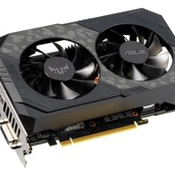 GeForce GTX 1660 Ti TUF Gaming OC