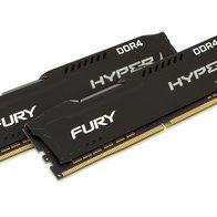 HyperX Fury 16 GB (2x 8 GB), DDR4-2933, CL 17