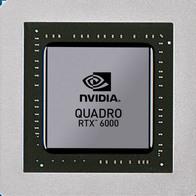 Quadro RTX 6000 (movilidad)
