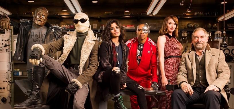 HBO estrena 'La Patrulla Condenada', un grupo de superdonnadies para detener supervillanos