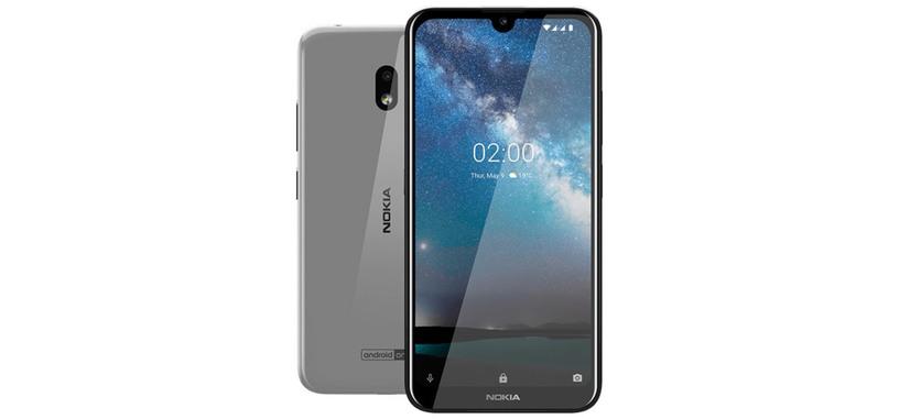 HMD Global anuncia el Nokia 2.2, gama baja con Helio A22 y pantalla de 5.7 pulgadas