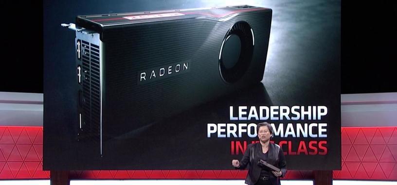AMD anuncia las Radeon RX 5700 y RX 5700 XT, llegarán por $379 y $449