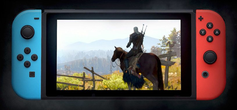 El portado a la Switch de 'The Witcher 3: Wild Hunt' llegará a finales de año