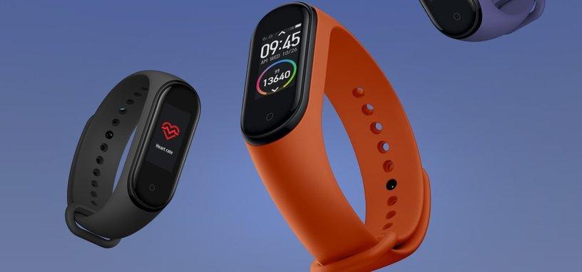 Xiaomi presenta la Mi Smart Band 4