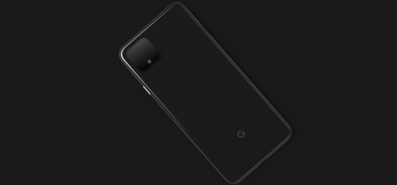 Google muestra la trasera del Pixel 4, y llegaría en octubre