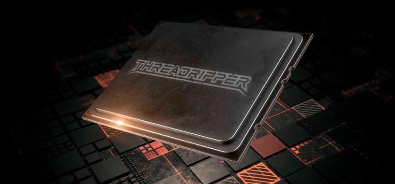 AMD pone a la venta los Threadripper 3960X y 3970X