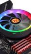 Thermaltake anuncia la refrigeración económica UX100 ARGB de perfil bajo
