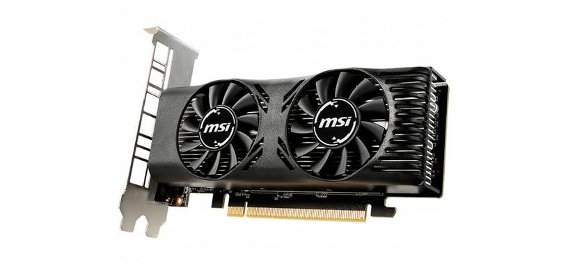 MSI estaría preparando un modelo de GeForce GTX 1650 con memoria GDDR6
