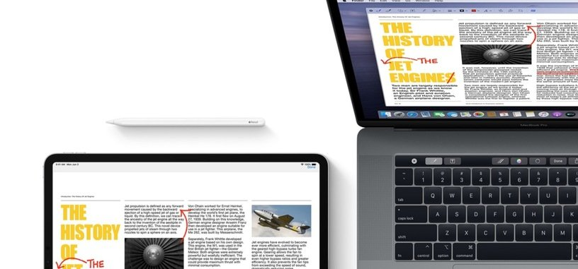 Apple distribuye las betas públicas de iOS 13, iPadOS y macOS Catalina