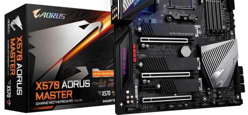 Gigabyte distribuye nuevos BIOS para sus placas base serie 500 que activan SAM